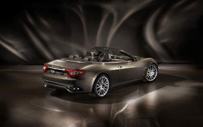 Maserati GranCabrio wallpaper