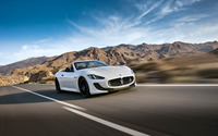 Maserati GranCabrio MC wallpaper 1920x1080 jpg