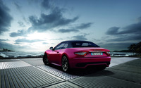 Maserati GranCabrio Sport wallpaper 2560x1600 jpg