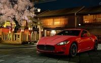 Maserati GranTurismo [2] wallpaper 3840x2160 jpg
