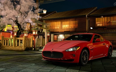 Maserati GranTurismo [2] wallpaper