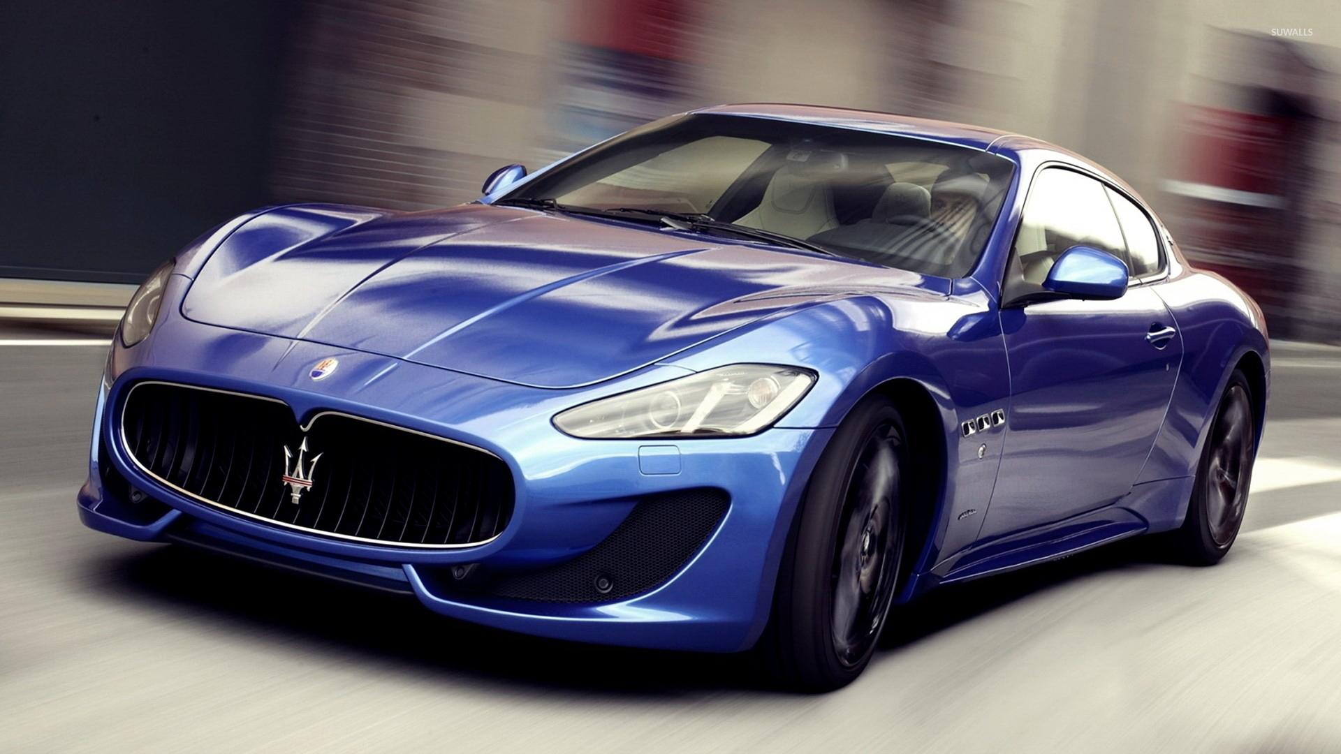 Maserati Granturismo 3 Wallpaper Car Wallpapers 38753