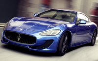 Maserati GranTurismo [3] wallpaper 1920x1080 jpg