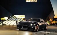 Maserati GranTurismo [6] wallpaper 1920x1200 jpg