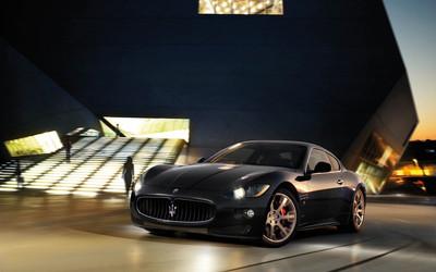 Maserati GranTurismo [6] wallpaper