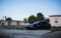 Maserati GranTurismo [8] wallpaper 2560x1600 jpg