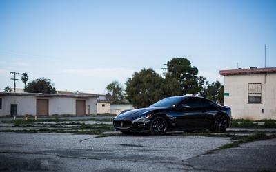 Maserati GranTurismo [8] wallpaper