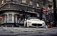 Maserati GranTurismo [5] wallpaper 1920x1080 jpg