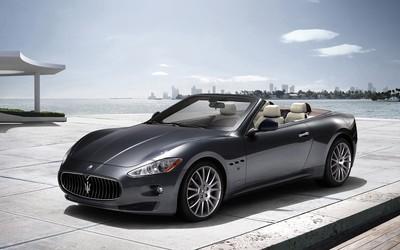 Maserati Granturismo Cabriolet wallpaper