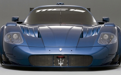 Maserati MC12 Corsa wallpaper