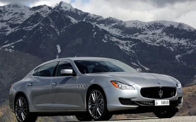 Maserati Quattroporte [2] wallpaper