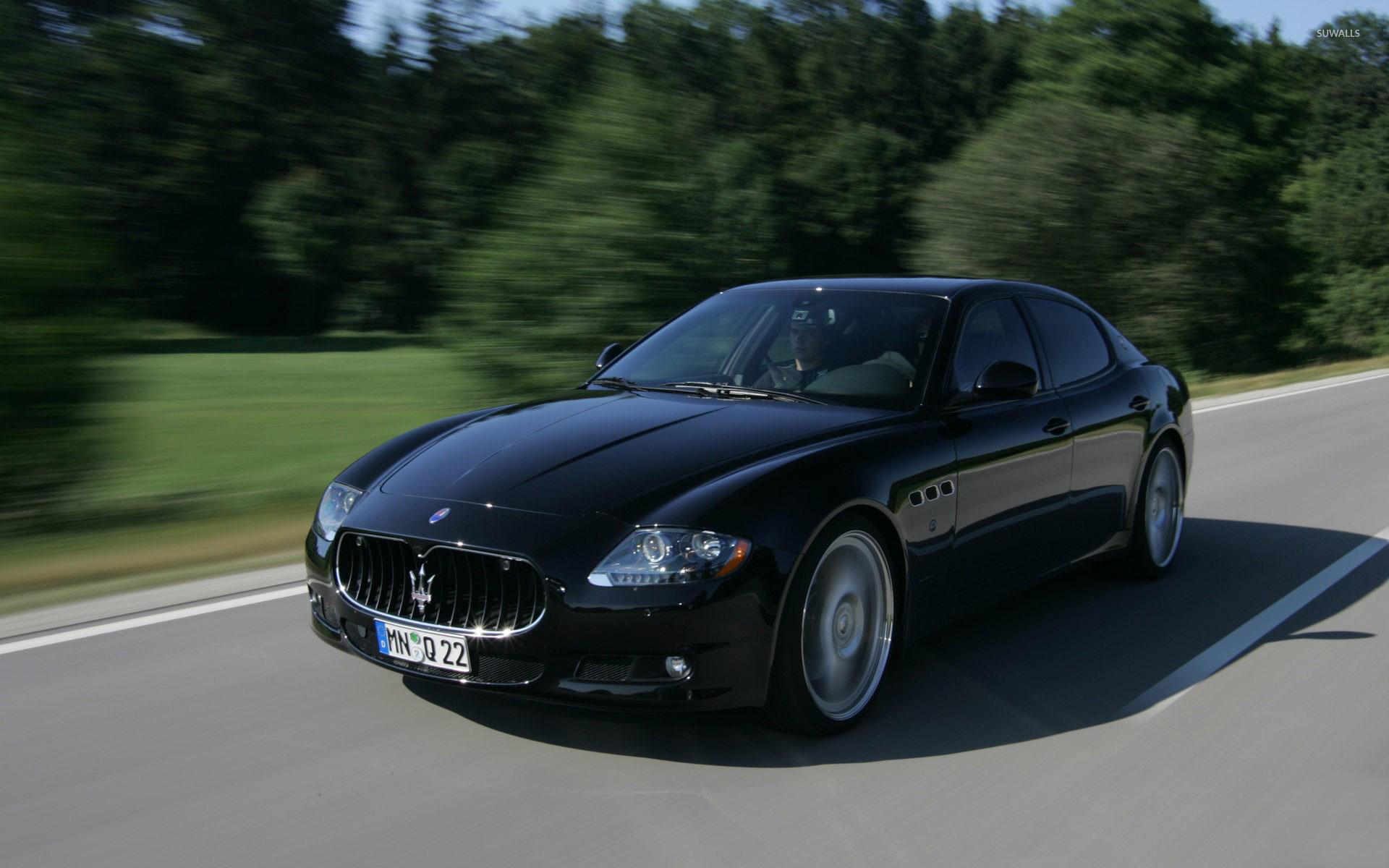 Maserati Quattroporte V 3 wallpaper - Car wallpapers ...