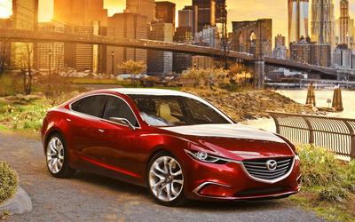 Mazda 6 wallpaper