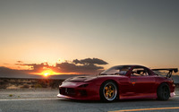 Mazda RX-7 wallpaper 2560x1600 jpg