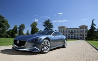 Mazda Shinari front side view wallpaper 2560x1600 jpg
