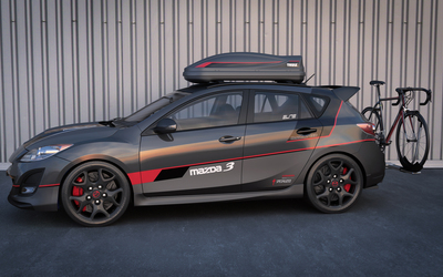 Mazda3 wallpaper