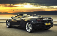 McLaren MP4-12C Spider [2] wallpaper 1920x1080 jpg