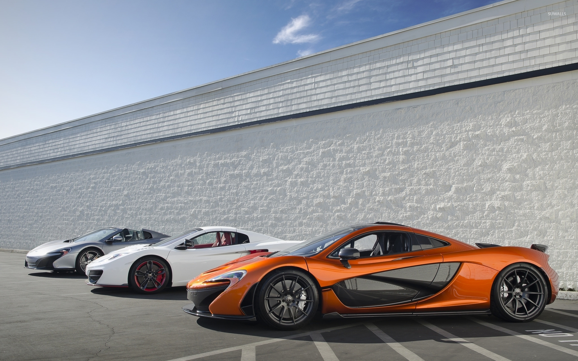mclaren wallpaper car wallpapers 41755