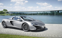 McLaren 650S Spider wallpaper 3840x2160 jpg