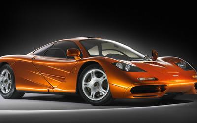 McLaren F1 GTR wallpaper