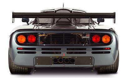 McLaren F1 GTR [2] Wallpaper