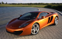 McLaren MP4-12C [2] wallpaper 2560x1600 jpg