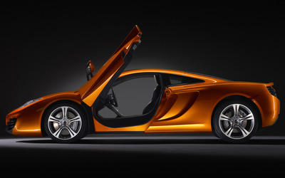 McLaren MP4-12C [5] wallpaper