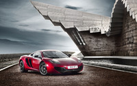 McLaren MP4-12C wallpaper 2560x1600 jpg