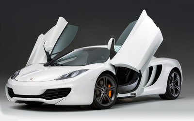 McLaren MP4-12C [3] wallpaper