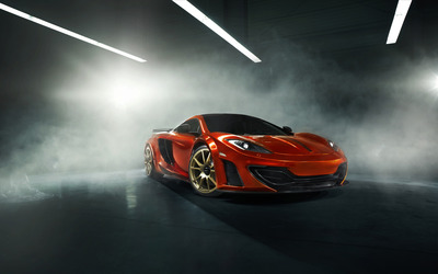 McLaren MP4-12C [10] wallpaper