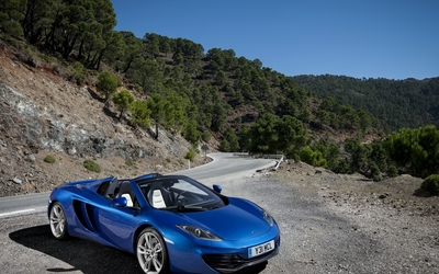 McLaren MP4-12C [12] wallpaper