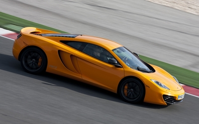 McLaren MP4-12C [13] wallpaper