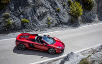McLaren MP4-12C Spider wallpaper 1920x1200 jpg
