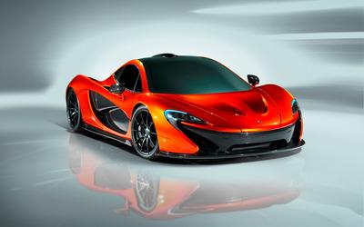 McLaren P1 [2] wallpaper
