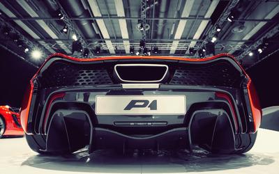McLaren P1 [3] wallpaper