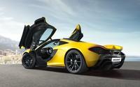 McLaren P1 wallpaper 3840x2160 jpg