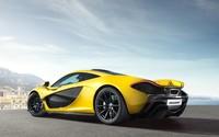 McLaren P1 [5] wallpaper 2560x1600 jpg