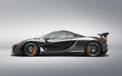 McLaren P1 [4] wallpaper