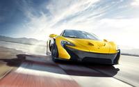 McLaren P1 [9] wallpaper 2560x1600 jpg