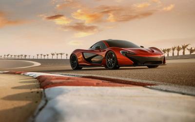 McLaren P1 [14] wallpaper