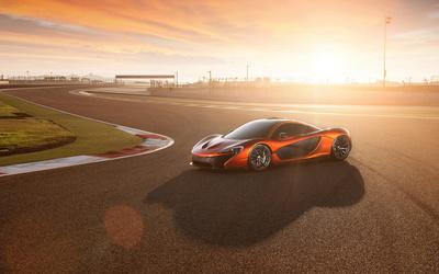 McLaren P1 [15] wallpaper