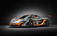 McLaren P1 GTR [2] wallpaper 2880x1800 jpg