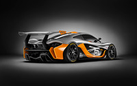 McLaren P1 GTR [3] wallpaper 2880x1800 jpg