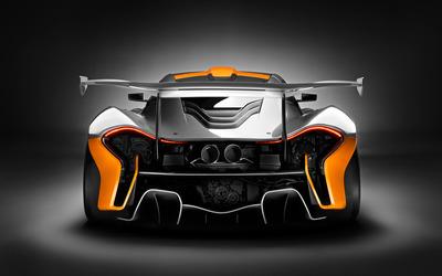 McLaren P1 GTR [4] wallpaper