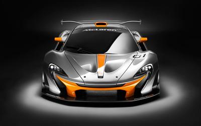 McLaren P1 GTR wallpaper