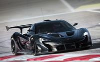 McLaren P1 GTR [6] wallpaper 3840x2160 jpg
