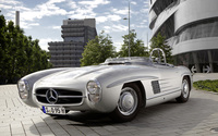 Mercedes-Benz 300SL wallpaper 1920x1200 jpg