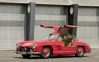 Mercedes-Benz 300SL [2] wallpaper 3840x2160 jpg