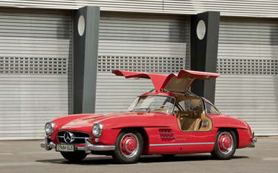 Mercedes-Benz 300SL [2] wallpaper