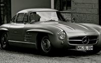 Mercedes-Benz 300SL [3] wallpaper 1920x1080 jpg
